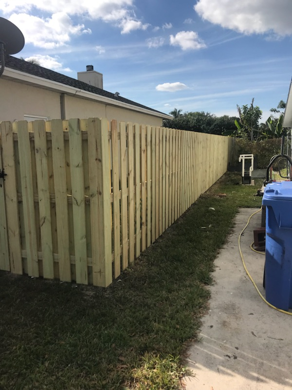 fence installation company in cape coral