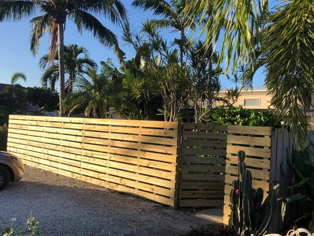 Cape Coral fencing builders